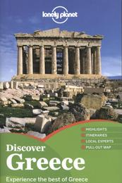 Lonely Planet Discover Greece dr 2 - (ISBN 9781742202266)