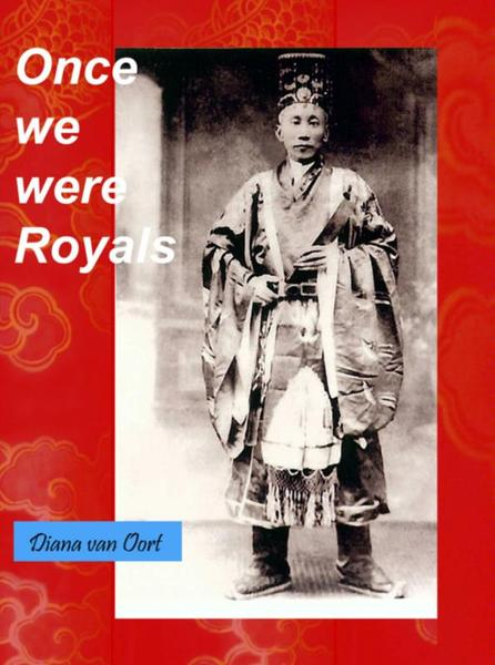 Once we were royals - Diana van Oort (ISBN 9789402118681)